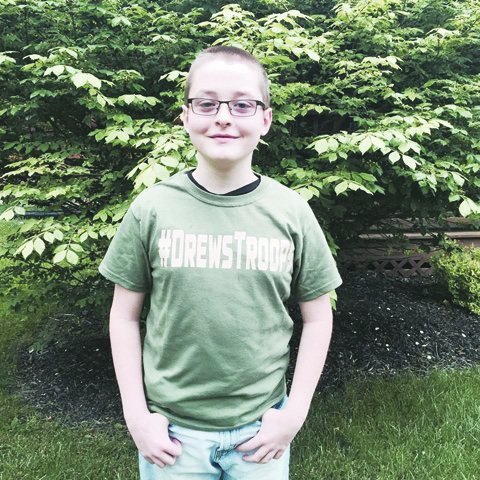 A benefit will be held on Friday, May 27 at North Adams High School for the family of Drew Reid, an 11-year old recently diagnosed with a brain tumor.