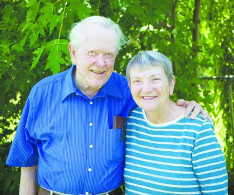 Mike and Paulette Roberts of Unity have been chosen as the Grand marshals of the West Union Fourth of July parade.