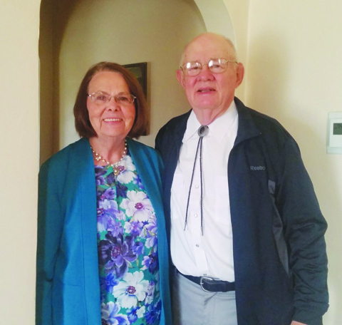 Kenneth and Sharon Corrill West have been chosen as the Grand Marshals for the 2016 Winchester Homecoming Festival Grand Parade.