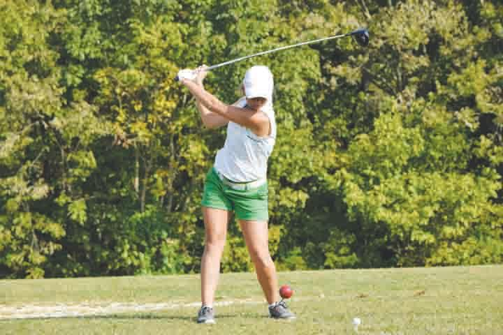 With her two-day total of 85, West Union sophomore Alex Clark is the 2016 Southern Hills Athletic Conference girls individual champion, helping lead her Lady Dragons team to the SHAC team title.