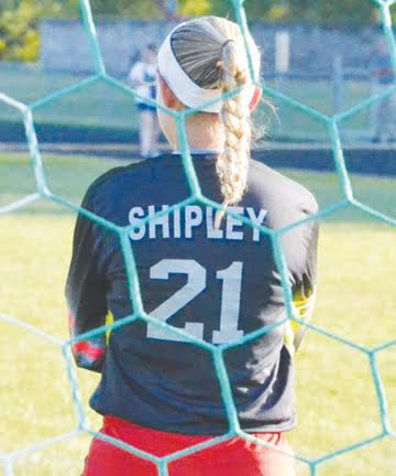 North Adams junior goalkeeper Madee Shipley will help lead her squad into tournament play on Oct. 18.