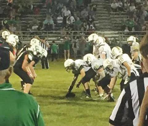 Friday, Oct. 7 turned out to be a memorable night for the West Union Dragons football program as they combined a steady offense with a swarming defense to defeat the Green Bobcats for the first time by a final score of 38-20.