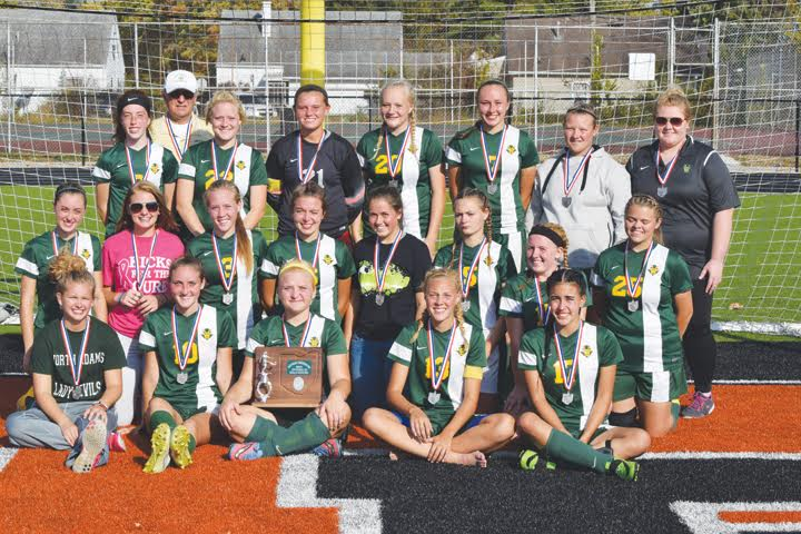 The North Adams Lady Devils finished 2016 as the Division III District Runner-Ups after falling 3-2 to Wheelersburg on Saturday, Oct. 29.  The North Adams girls finished the season with a record of 13-3-3.
