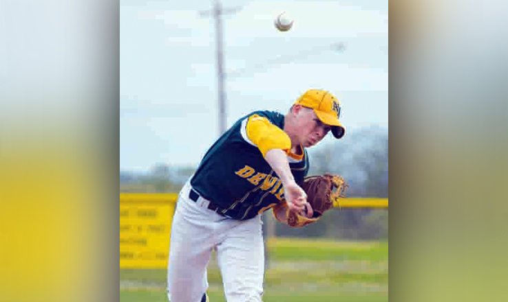 Hitting .422 on the season, North Adams junior Bryant Lung was named First Team All-District by the District 14 Coaches Association.