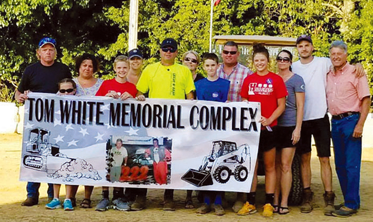 Starting on Sept, 7, cast your vote for the Adams County Fairgrounds to be the recipient of a grant to make improvements on the Tom White Memorial Dirt Complex.