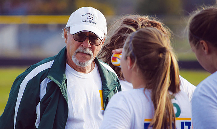 North Adams girls soccer coach Dave D'Avignon and his troops will be looking for a return trip to the Division III District Tournament when they open tournament play on Oct. 17, battling the West Union Lady Dragons for a sectional title.